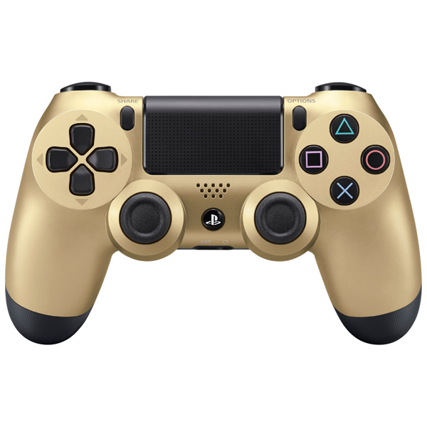 ��������� ��� ������� ������� PlayStation 4 ������� DualShock 4 Gold (CUH-ZCT1E)