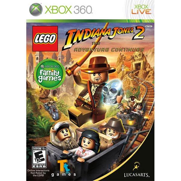 Игра для Xbox Медиа LEGO Indiana Jones 2: The Adventure Continues