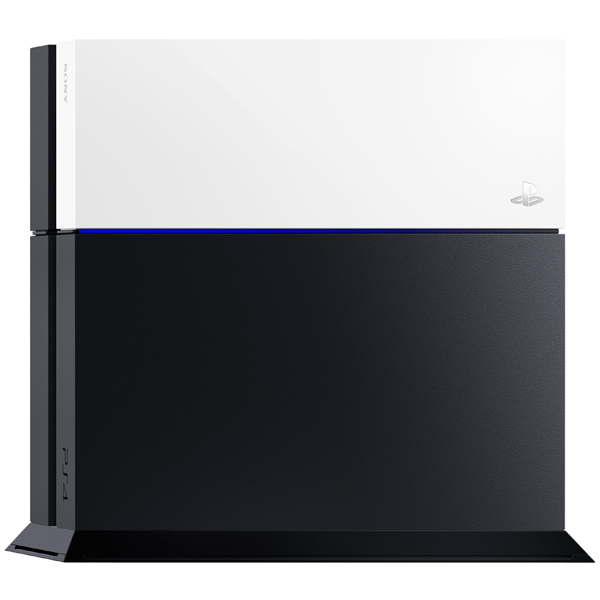 ��������� ��� ������� ������� PlayStation 4 ������� ������ Glacier White (SLEH-00327)