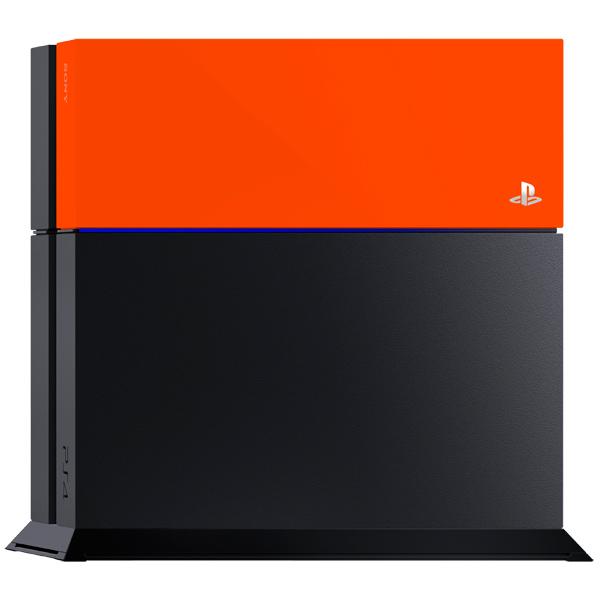 Аксессуар для игровой консоли PlayStation 4Аксессуары для PS4<br>Цвет корпуса: оранжевый,<br>Материал корпуса: пластик,<br>Страна: КНР,<br>Вес (г): 70<br>