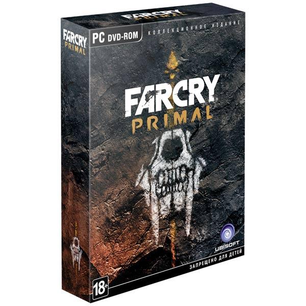 Игра для PC Медиа Far Cry Primal. Коллекционное издание