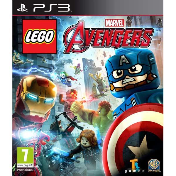 Игра для PS3 . LEGO: Marvel Мстители marvel шлем marvel мстители