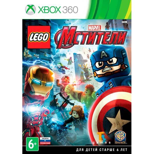 Игра для Xbox . LEGO: Marvel Мстители marvel шлем marvel мстители
