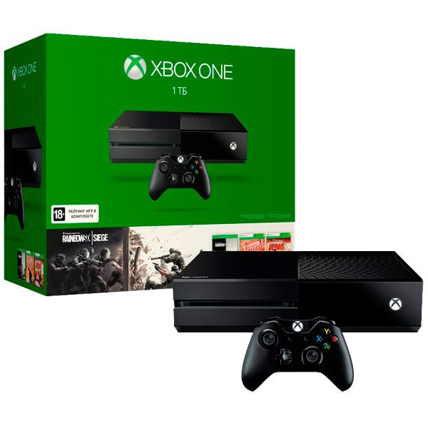 Игровая консоль Xbox One Microsoft от М.Видео