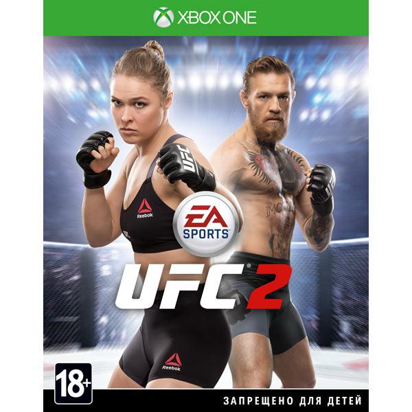 Видеоигра для Xbox One Медиа EA Sports UFC 2 ufc 2 ps4