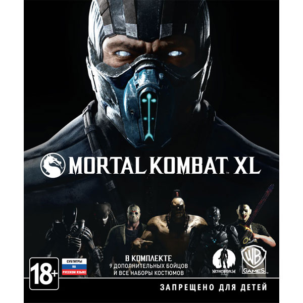 Видеоигра для Xbox One . Mortal Kombat XL