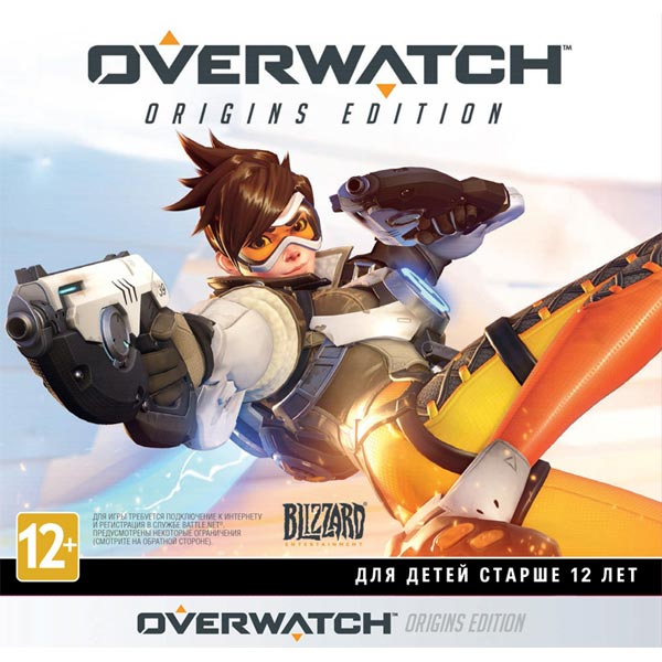 Игра для PC Медиа Overwatch: Origins Edition