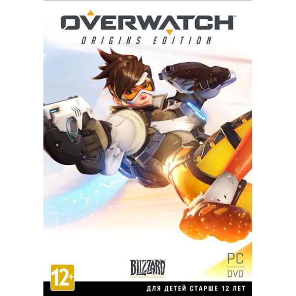 Игра для PC Медиа Overwatch: Origins Edition