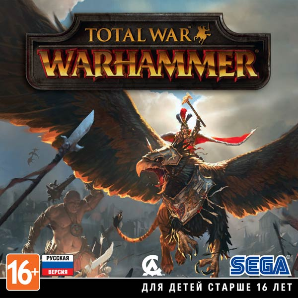 Игра для PC Медиа Total War: WARHAMMER