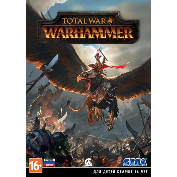 Игра для PC Медиа Total War: WARHAMMER. Специальное издание