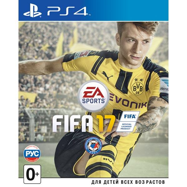 Видеоигра для PS4 . FIFA 17 электронная версия для pc ea fifa 17