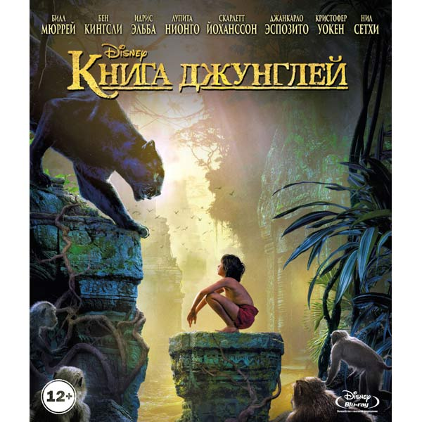 Blu-ray диск МедиаДиски Blu-ray<br>Драма: Да,<br>Приключения: Да,<br>Страна: США/Великобр.,<br>Семейный фильм: Да,<br>Год выпуска: 2016,<br>Фэнтези: Да,<br>Возрастное ограничение: 12+,<br>Продолжительность: 105 мин<br>