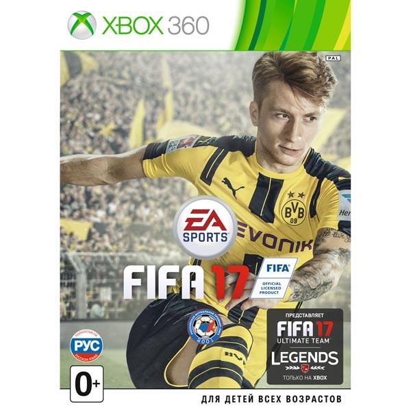 Игра для Xbox Медиа FIFA 17