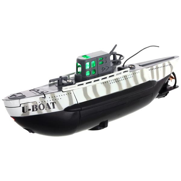 Радиоуправляемый катер Pilotage подводная лодка UBoat, RTR, электро (RC15726)