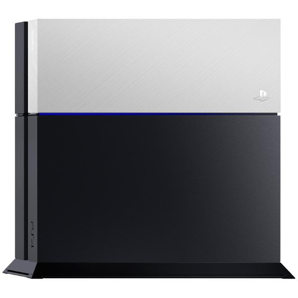 Аксессуар для игровой консоли PlayStation 4 крышка отсека HDD серебристая (SLEH-00327)  ps4 крышка отсека hdd цвет серебряный
