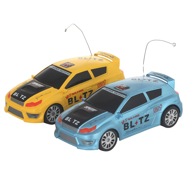 Радиоуправляемая машина Pilotage Top Racer №4 2 штуки (RC47967)