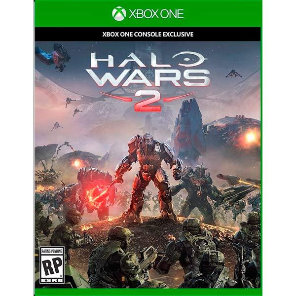 Купить Видеоигра для Xbox One . Halo Wars 2