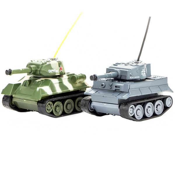 Радиоуправляемый танк Pilotage Tiger и T34/85 (RC15398)