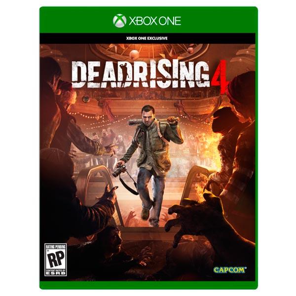 Видеоигра для Xbox One . Dead Rising 4