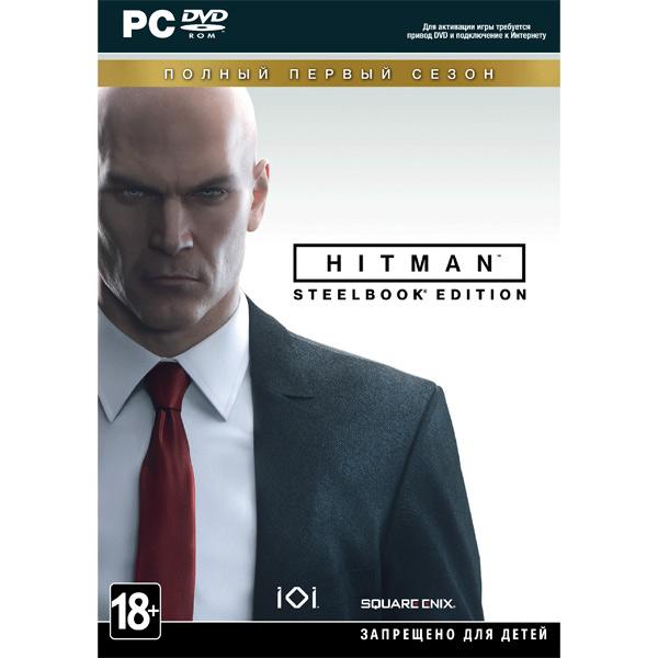 Видеоигра для PC . Hitman