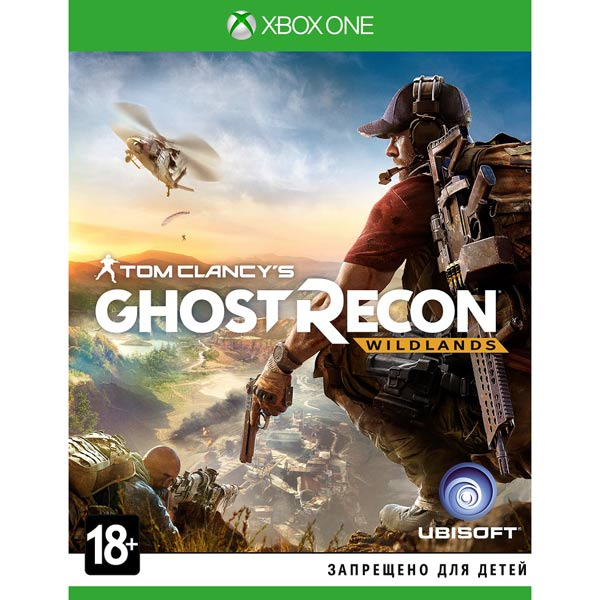 Видеоигра для Xbox One . Tom Clancy's Ghost Recon Wildlands