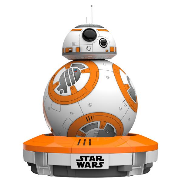 Радиоуправляемый робот Sphero Star Wars Droid BB-8 (R001ROW)