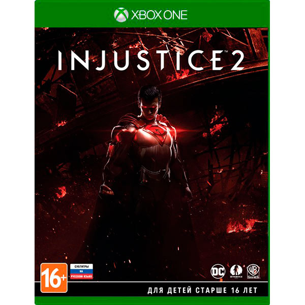Видеоигра для Xbox One . InJustice 2 видеоигра для xbox one overwatch origins edition
