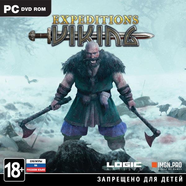 Видеоигра для PC . Expeditions:Viking