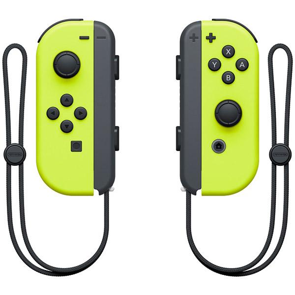 Аксессуар для игровой приставки Nintendo Набор 2 Контроллеры Joy-Con Yellow