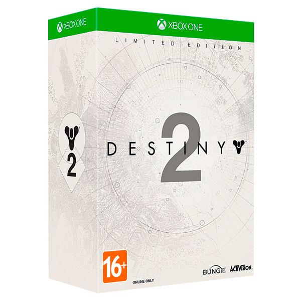 Видеоигра для Xbox One . Destiny 2 Специальное издание