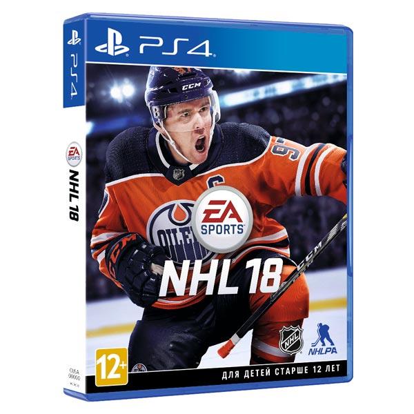 все цены на  Видеоигра для PS4 . NHL 18  онлайн