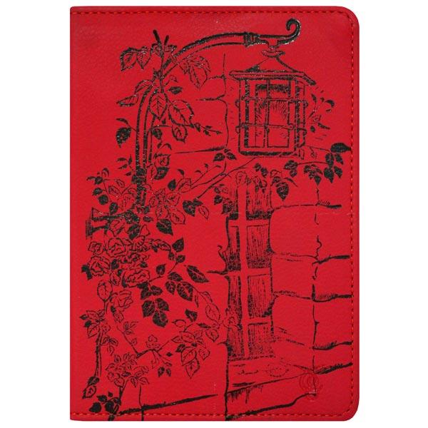 Чехол для электронной книги Vivacase Streetlight Red универсальный 6 (VUC-CST06-R)