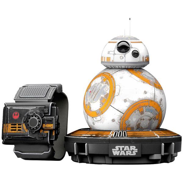 Радиоуправляемый робот Sphero BB-8 Rest of World (R001SRW)