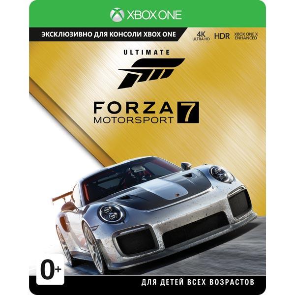 Видеоигра для Xbox One . Forza Motorsport 7 Ultimate Edition