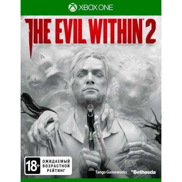 Видеоигра для Xbox One . The Evil Within 2
