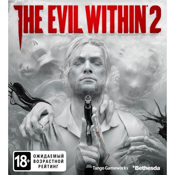 Видеоигра для PC . The Evil Within 2 (код загрузки, без диска)