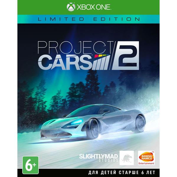 Видеоигра для Xbox One . Project Cars 2
