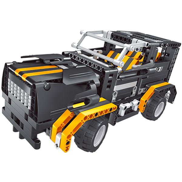 Радиоуправляемая модель-конструктор QiHui Black Hums 509 эл.