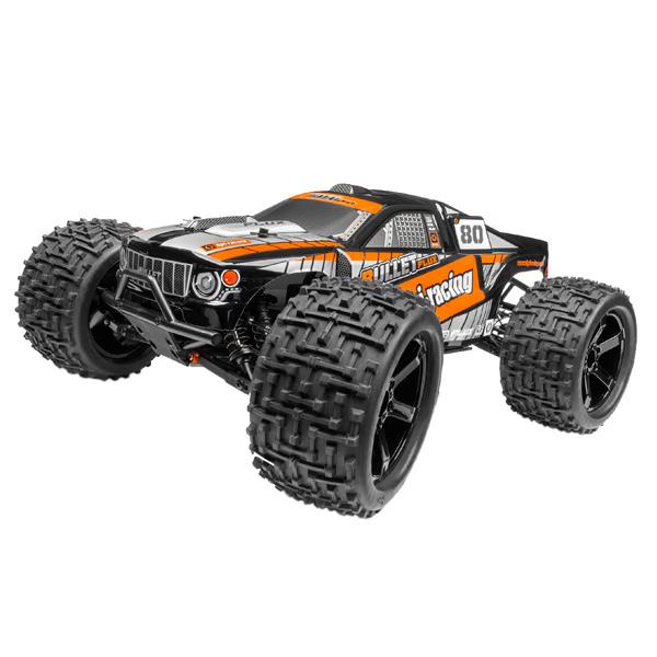 Радиоуправляемая машина HPI Racing Монстр 1/10 электро BulletMT FLUX RTR 2.4 GHz 4WD