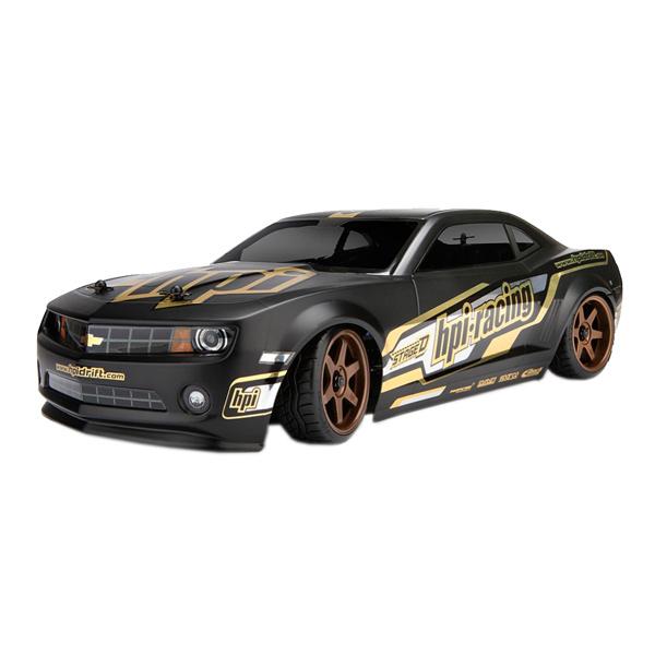 все цены на  Радиоуправляемая машина HPI Racing Туринг 1/10 RTR Sprint 2 Drift Camaro  онлайн