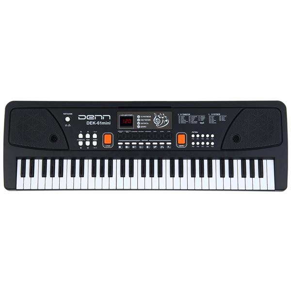 Синтезатор Denn DEK61 mini