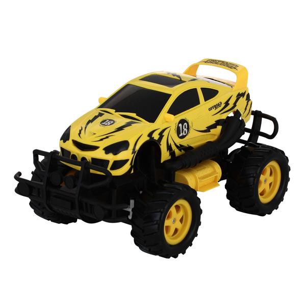 Радиоуправляемая машина Pilotage внедорожник 1:14 OFFROADER желтый (RC60557)