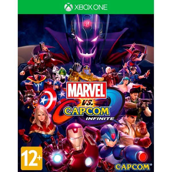 Видеоигра для Xbox One . Marvel vs