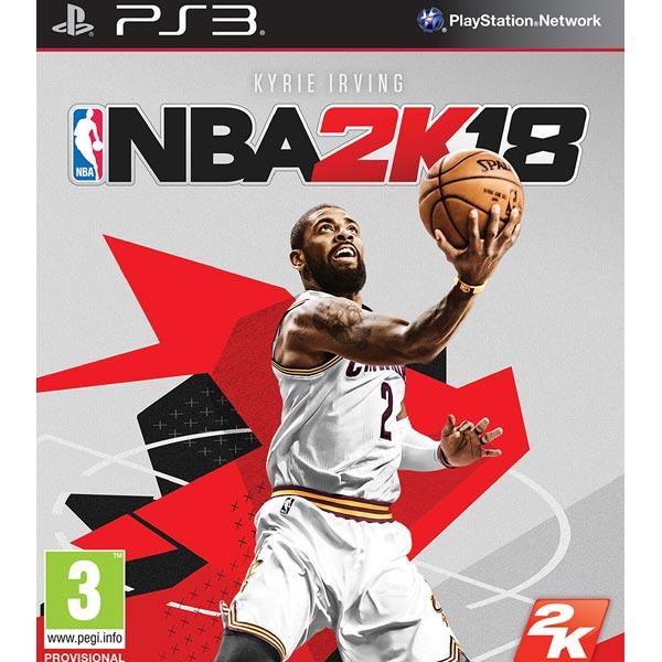 Игра для PS3 . NBA 2K18