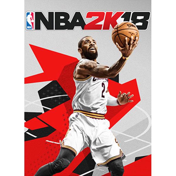 Видеоигра для Xbox One . NBA 2K18