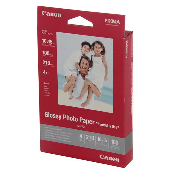 Фотобумага для принтера Canon GP-501c 0775B003