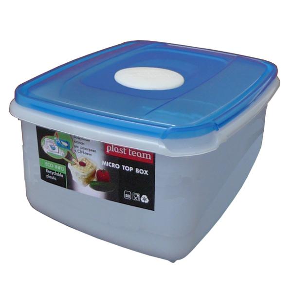 Купить Контейнер для продуктов Plast Team 1541 0,6л