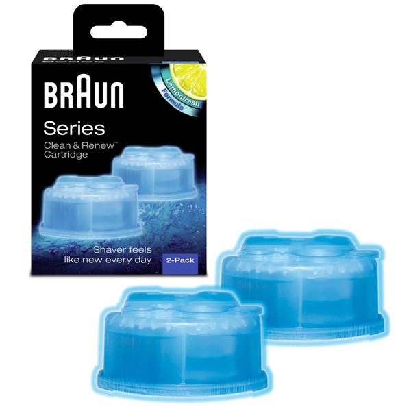 Чистящее средство для электробритвы Braun