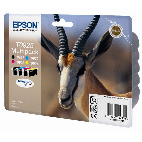 Картридж для струйного принтера Epson T0925 (C13T10854A10)