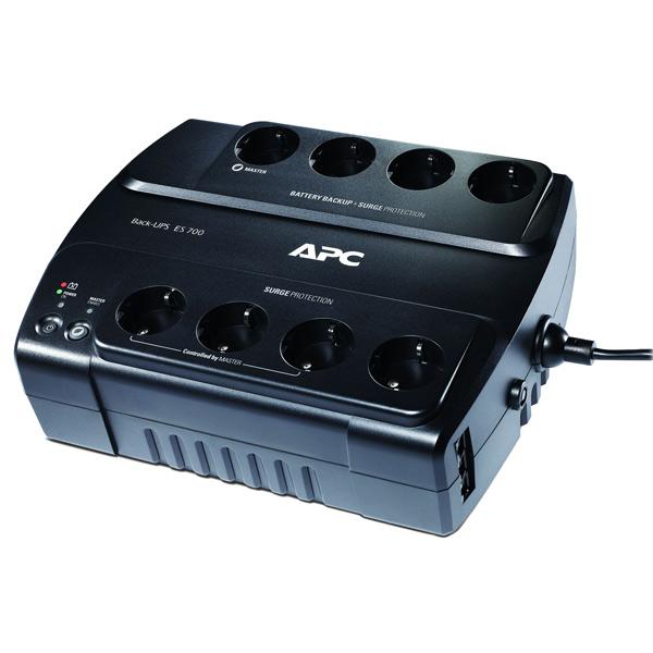 Блок бесперебойного питания APC BE700G-RS